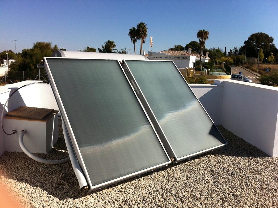 placa solar de 300 litros subvención 350€