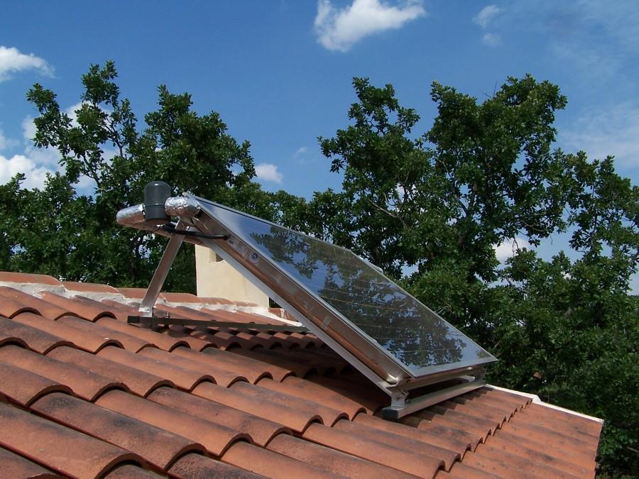 Foto placa solar t rmica de asgardsolar 698288 habitissimo - Placa solar termica ...