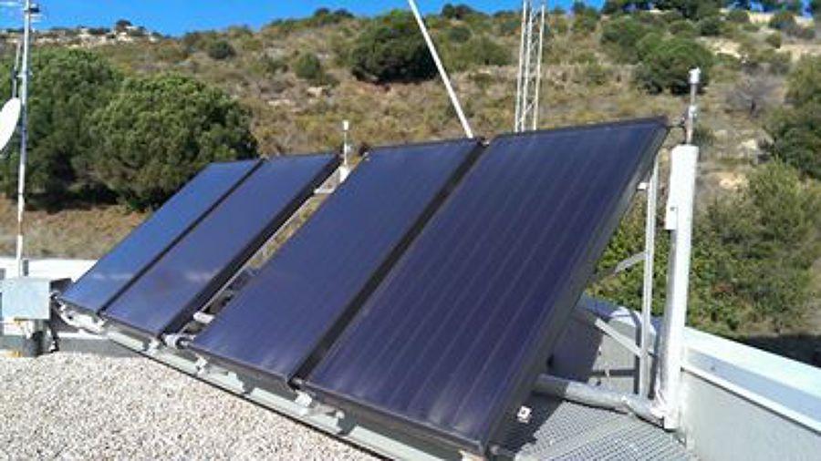 Foto placas solares de calemant 539704 habitissimo for Placas solares precios