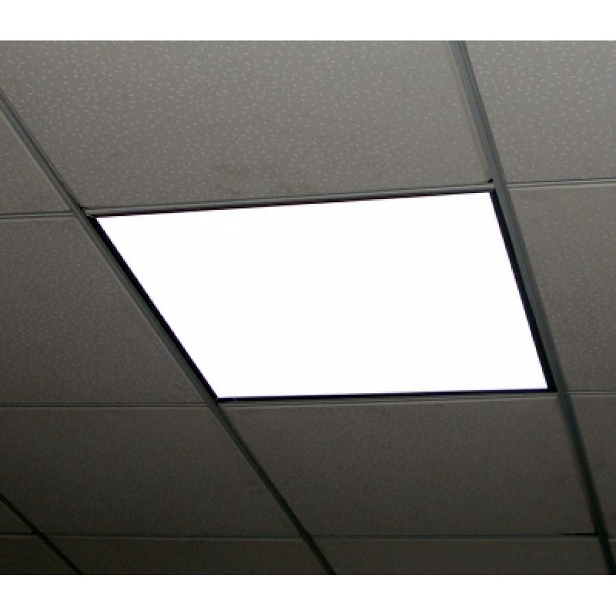 Foto placas techo de ledkos iluminacion eficiente 366541 habitissimo - Placas de techo desmontable ...