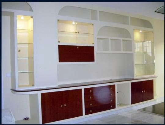 Foto pladur insonorizaciones tabiquer a techos murales estanter as decoraci n de montajes - Casas de pladur ...