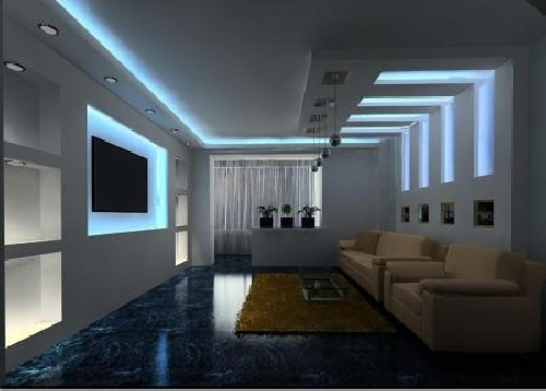 pladur techos falsos e iluminacion