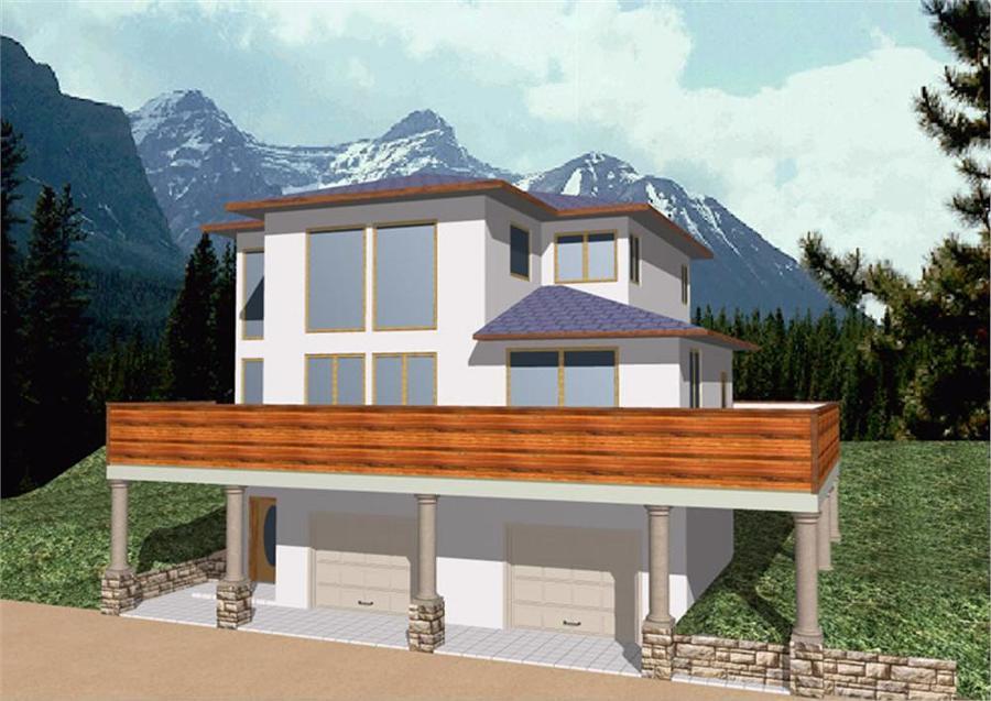 Plano Vivienda Andorra la Vella