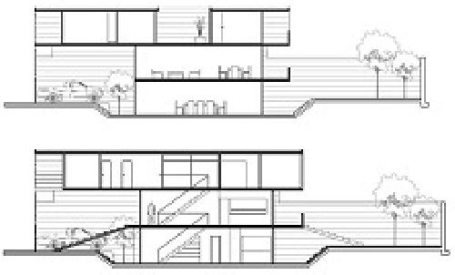 Foto planos cortes vivienda de hcg 189033 habitissimo for Cortes arquitectonicos