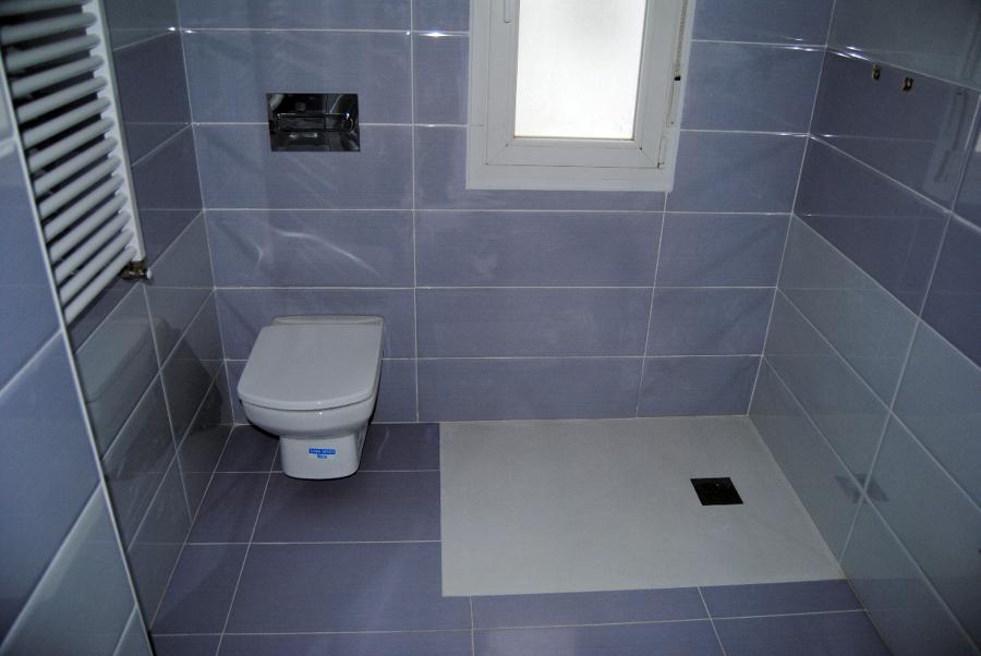 foto plato de ducha a ras de suelo de tecnam 224137