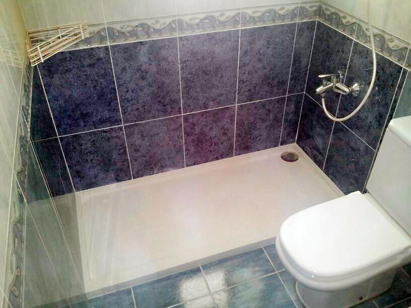 Foto plato de ducha antideslizante de m rmoles premi - Plato ducha antideslizante ...