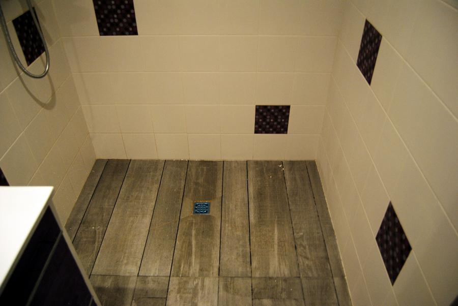 Foto plato de ducha de obra de tecnam 224142 habitissimo - Fotos de duchas de obra ...