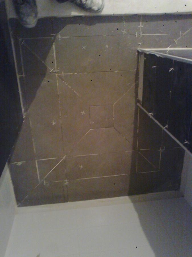 Plato de ducha 4 aguas