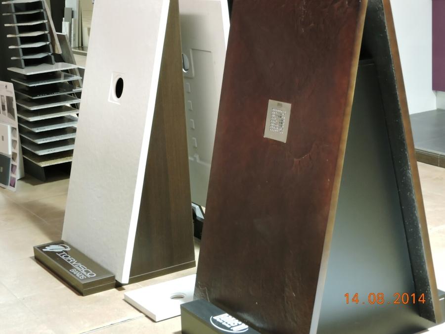 Foto platos de ducha de nahar gres 698017 habitissimo for Platos de ducha ceramicos rectangulares