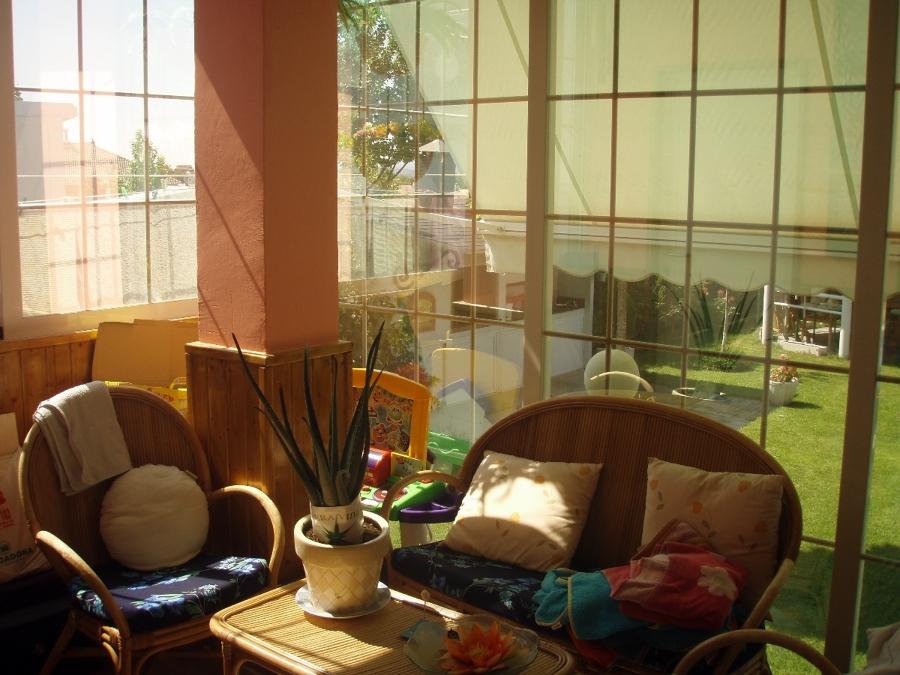 Foto porche cerrado de dise o de interiores sandalo - Decoracion de porches cerrados ...