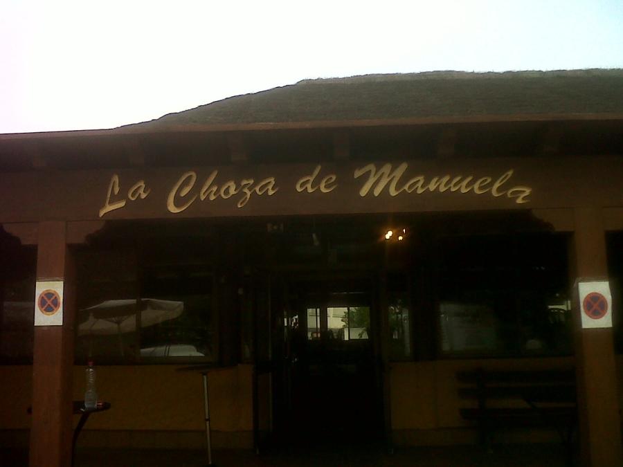 Foto: Porche de Madera de la Choza de Manuela de Raul Carmona E Hijos ...