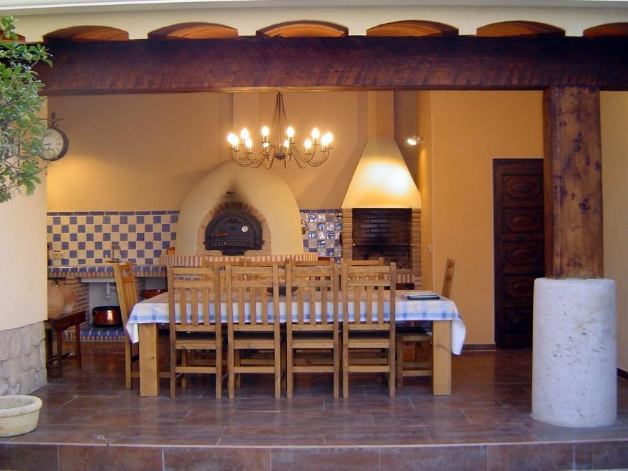 Foto porche jardin de obras y reformas en madrid 374834 - Porches para jardin ...