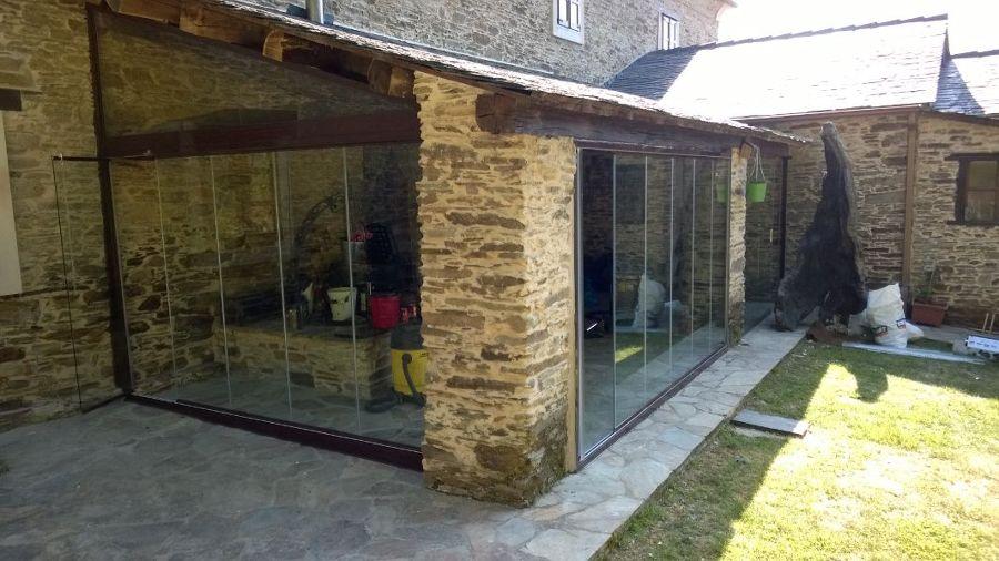 Porche San Tirso