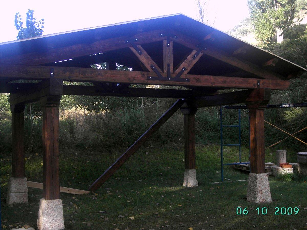Foto porche de carpinter a ebanister a fmu oz 210545 - Carpinteria leganes ...