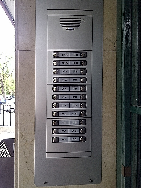 Foto portero autom tico de parisat 359982 habitissimo - Portero automatico inalambrico ...