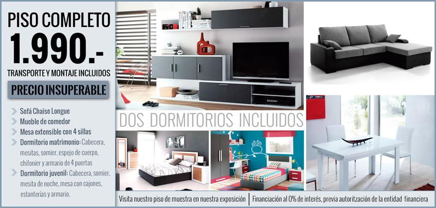 Foto precio insuperable piso completo por euros de - Precio amueblar piso completo ikea ...