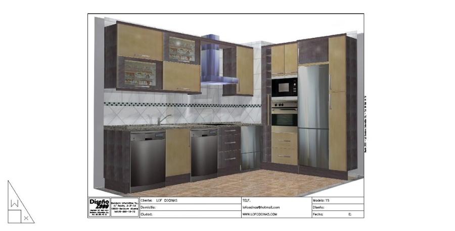 Foto precios de fabrica de lof cocinas illescas 141641 for Cocinas en illescas