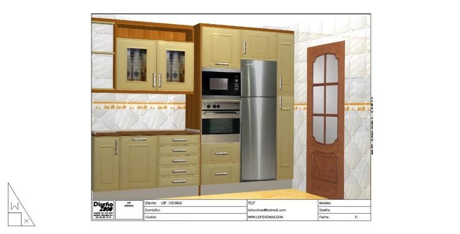 Foto precios de fabrica de lof cocinas illescas 141646 for Cocinas precios fabrica