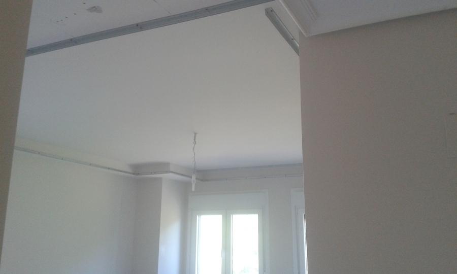 Foto luz indirecta de escayola y pladur hidalgo 1013627 - Luz indirecta escayola ...