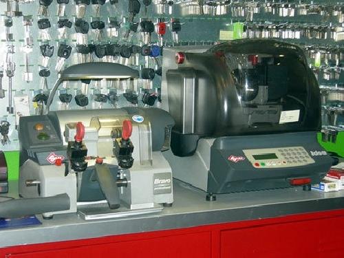 Productos y maquinaria