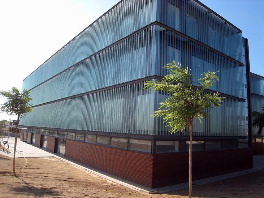 """Project management en edificio """"CEPID"""" de Reus"""