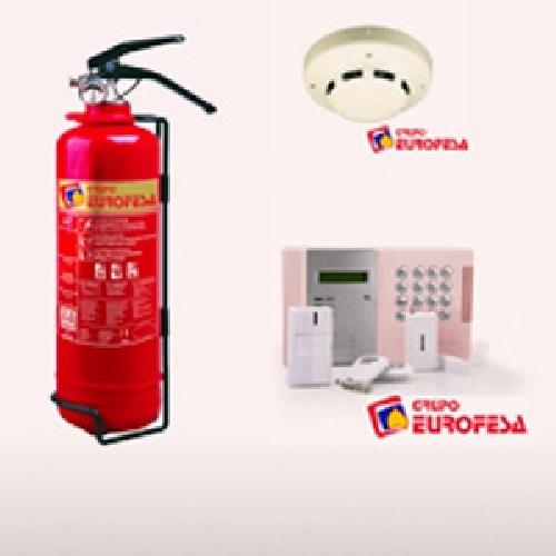 Foto protecci n contra incendios y sistemas de seguridad - Sistemas de seguridad contra incendios ...