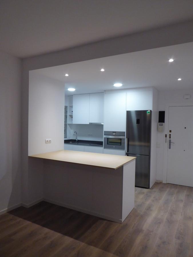 Salón y Cocina office