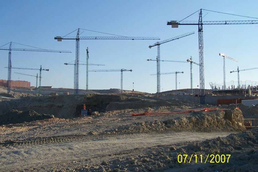 Proyecto Arganda 5.630 viviendas
