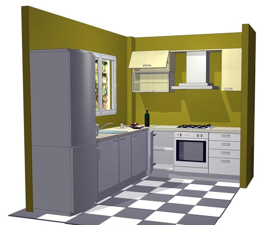 Foto proyecto cocina de jocar 340381 habitissimo - Cocinas jocar ...