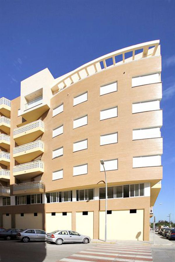 Proyecto de 15 viviendas en Oliva