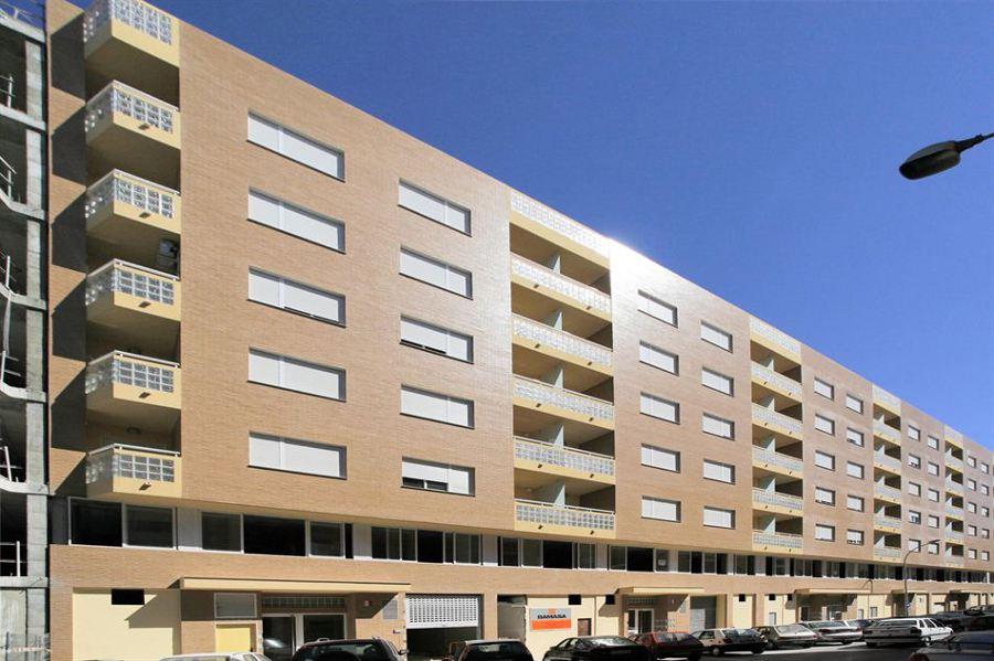 Proyecto de 50 viviendas de protección oficia en Oliva