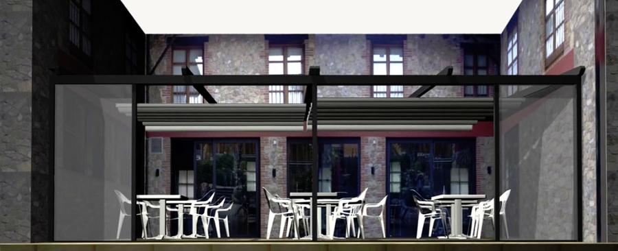 Proyecto de obras en Restaurante