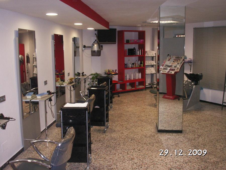 Foto proyecto de sal n de peluquer a y est tica de ingenieria norte sur s l u 550819 - Proyecto de peluqueria ...