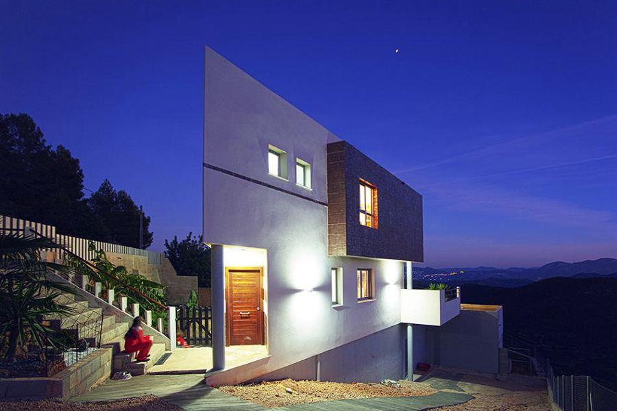 Proyecto de vivienda unifamiliar