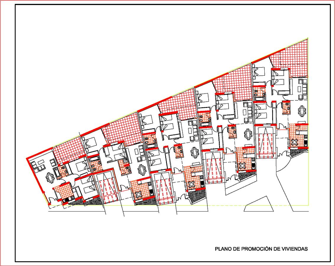 Proyecto de viviendas sociales