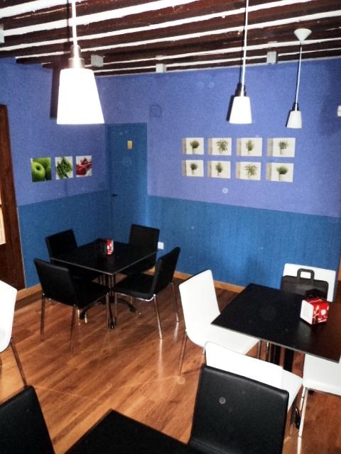 Proyecto instalaciones CAFE BAR en Toledo.