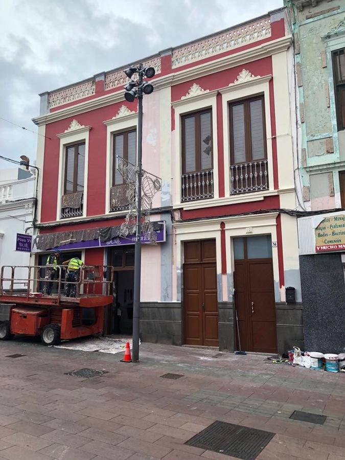 Proyecto pintura exterior fachada Telde 4.JPG