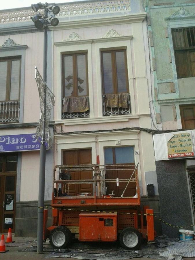 proyecto pintura exterior fachada Telde 5.JPG