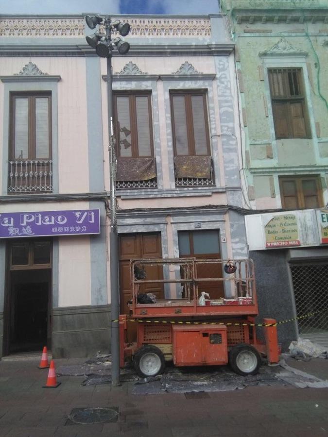 proyecto pintura exterior fachada Telde 8.JPG