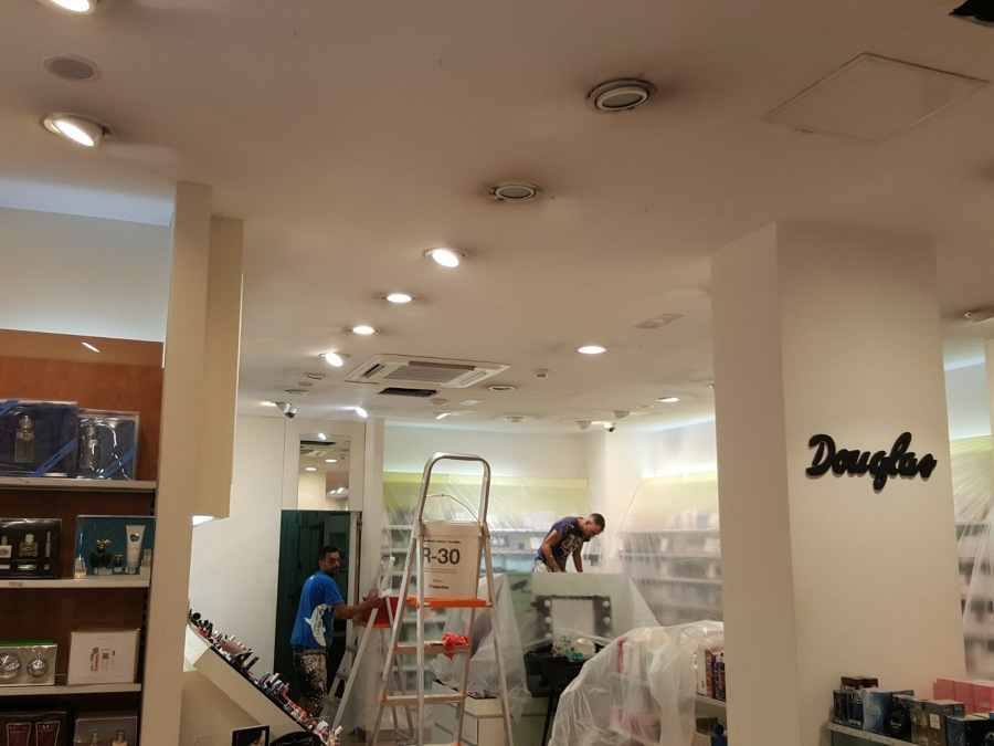 proyecto pintura interior local comercial douglas Triana.JPG