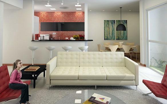 Foto: proyecto, reforma y propuesta de decoración de apartamento ...