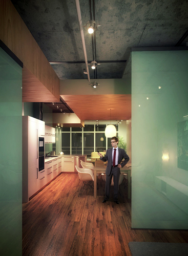 Proyecto, reforma, y propuesta de mobiliario, para cocina.