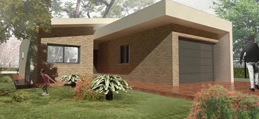 Proyecto de vivienda unifamiliar y garaje