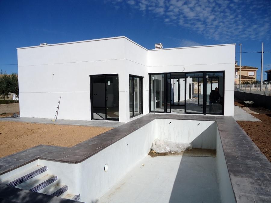 Proyecto y obra en Lliria Urbanizacion Mont Jarque 07