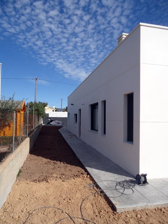 Proyecto y obra en Lliria Urbanizacion Mont Jarque 10