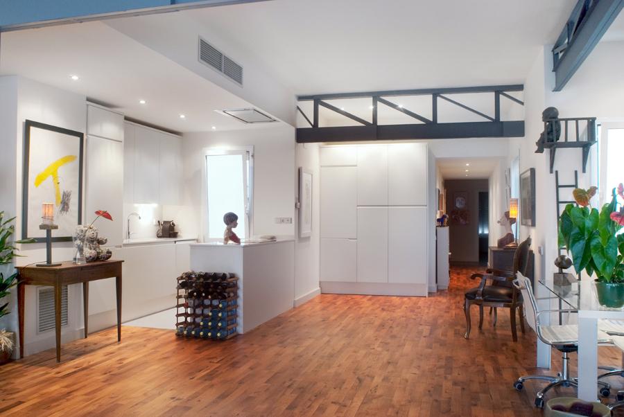 Foto proyectos de interiorismo de torres estudio for Estudios de interiorismo barcelona