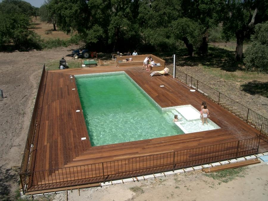 Foto Proyectos Y Ejecuci N Piscinas Madrid De Ob Qual