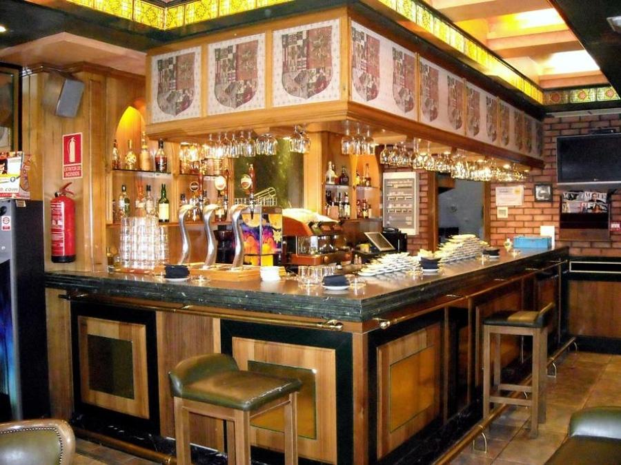 Foto Pub Irlandes De Arkindis Arkitectura Interiorismo Y