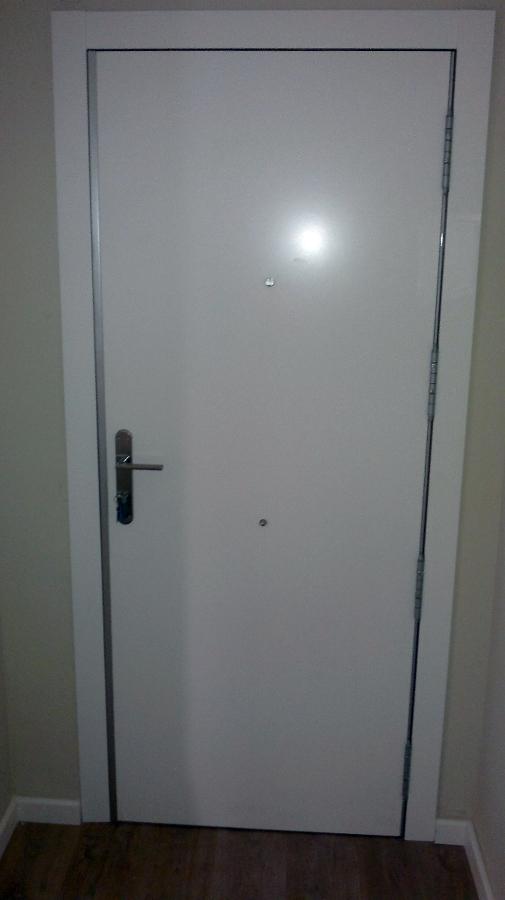 foto puerta blindada casa de victor 244298 habitissimo