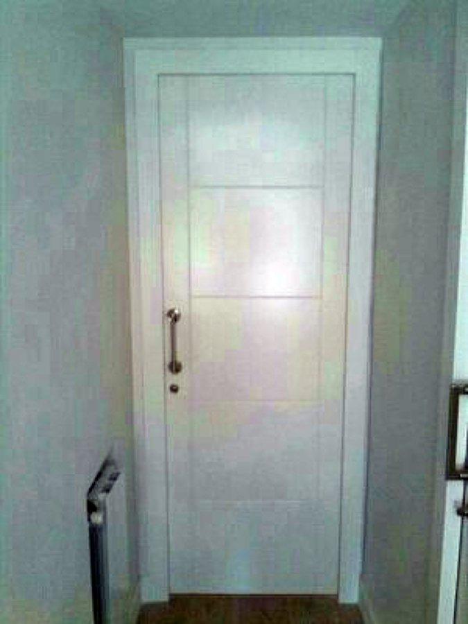 puerta ciega corredera